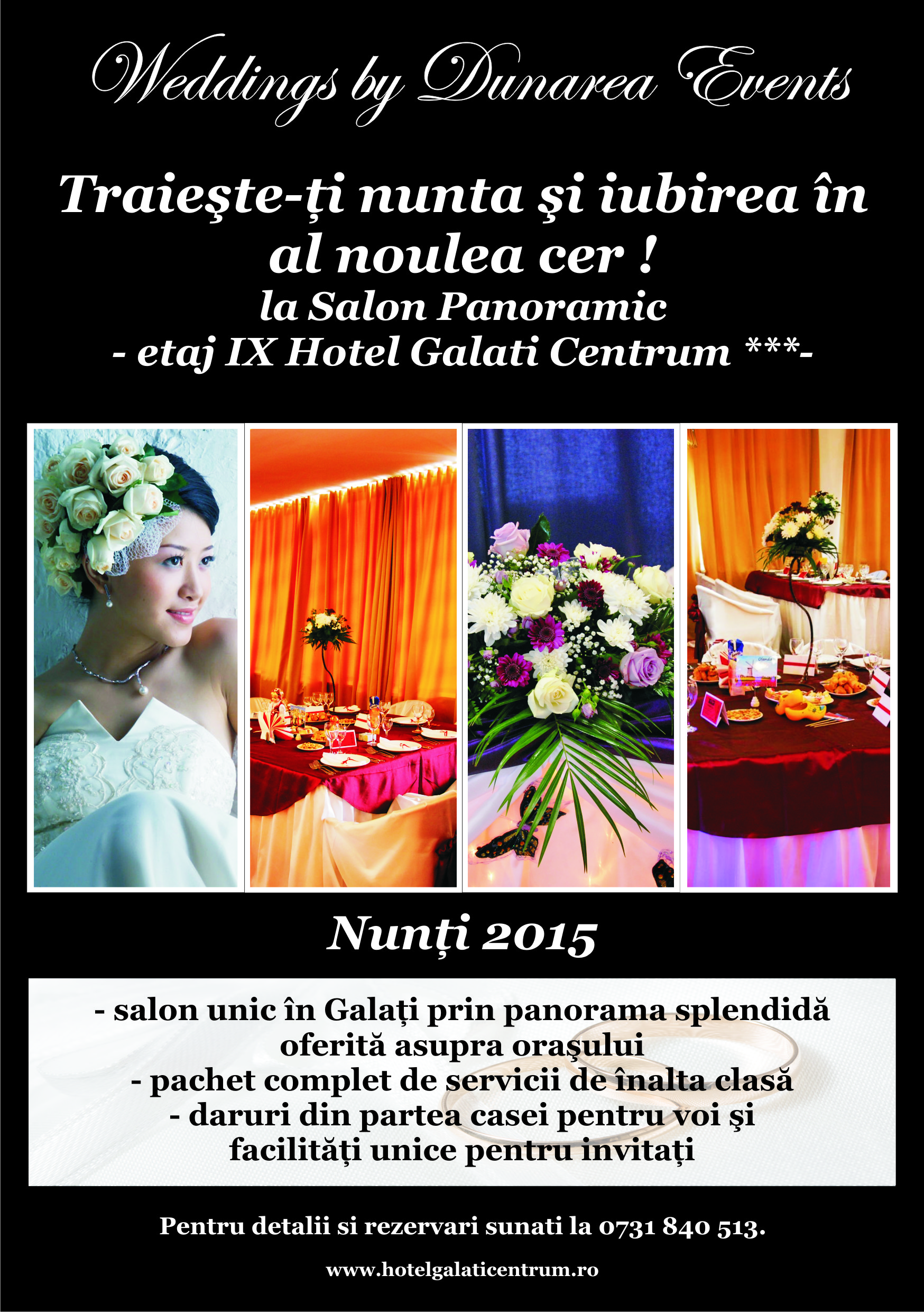 Oferta Nunta Galati   Nunta de vis   nunta galati